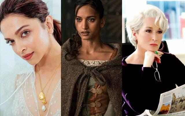 Deepika Padukone Meryl Streep