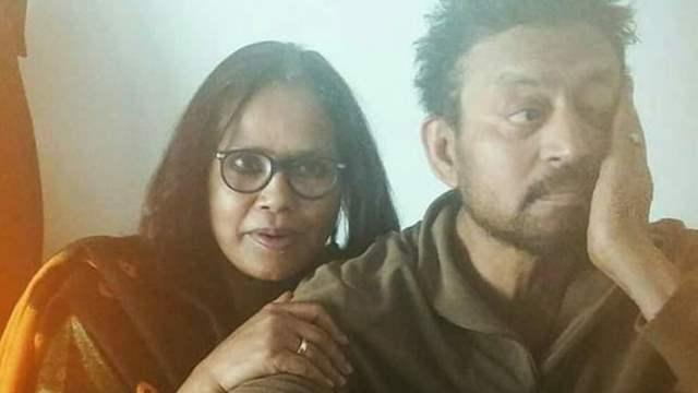 Irrfan Khan's first death anniversary, his wife Sutapa Sikdar