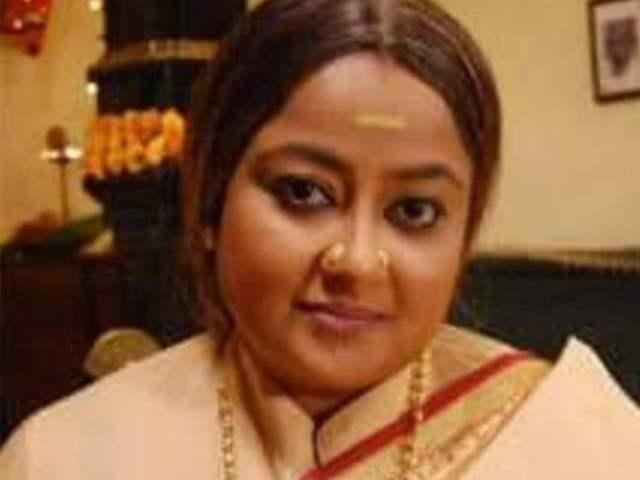 Actress Sriprada passes away