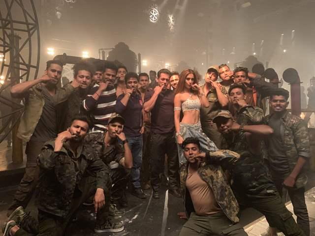 Salman Khan Seeti Maar