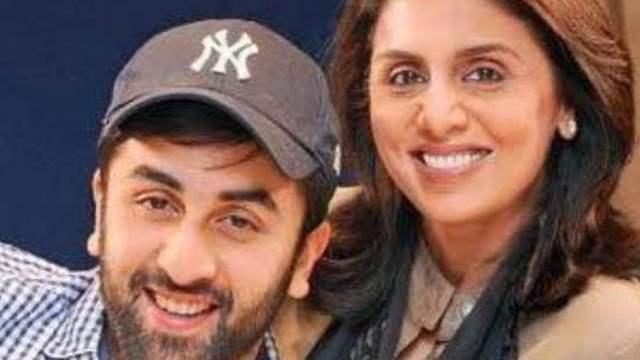 Ranbir Kapoor mom Neetu Singh