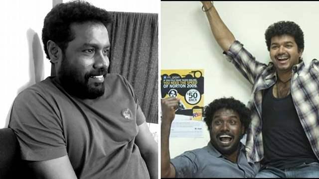 Tamil actor Maran