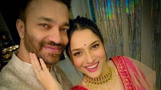 Ankita Lokhande wedding with Vicky Jain