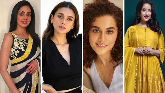 Sridevi to Taapsee, Pan-Indian Actresses