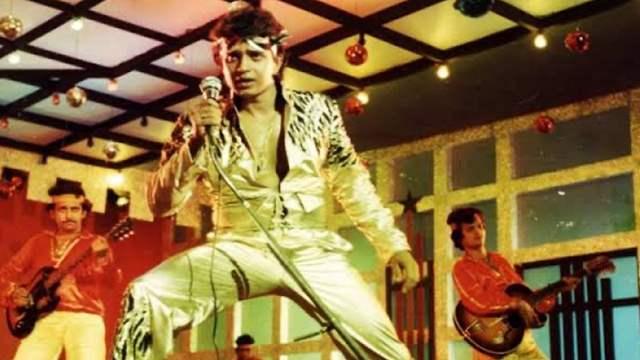 Mithun Chakraborty's 'Disco Dancer'