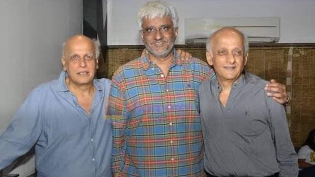 Vikram Bhatt Mahesh Bhatt-Mukesh Bhatt split