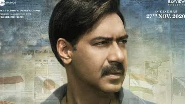 Ajay Devgn's Maidaan