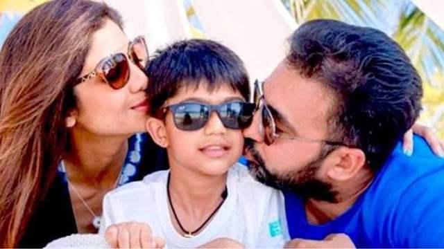 Shilpa Shetty Son Viaan