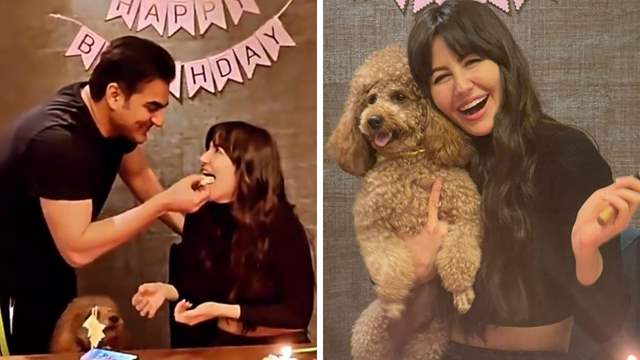 Arbaaz Khan girlfriend Giorgia Andriani's birthday