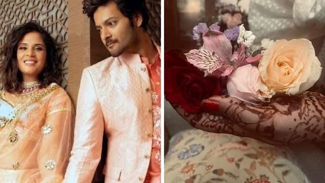 Richa Chadha and Ali Fazal Wedding