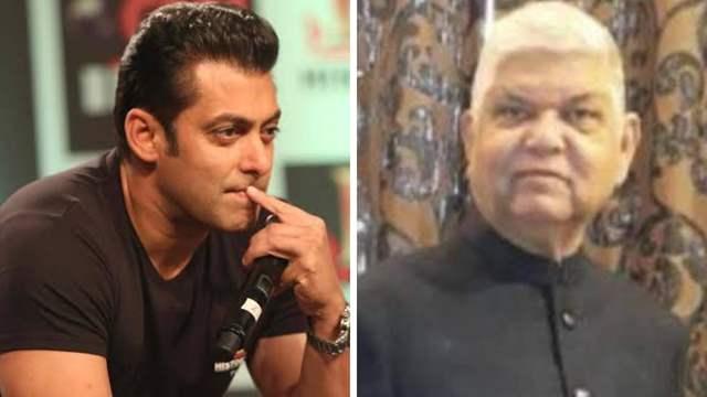 Salman Khan  'Maine Pyar Kiya' composer Vijay Patil of Raam-Laxman duo