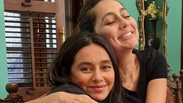Anusha Dandekar Shibani Dandekar