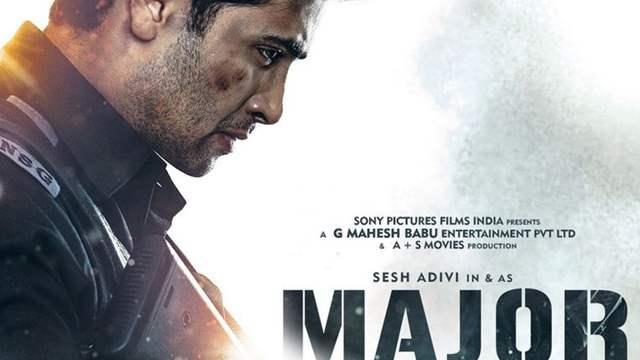 Major: Release of Mahesh Babu and Adivi Sesh