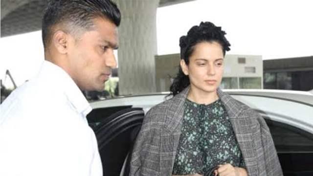 Kangana Ranaut's bodyguard arrested
