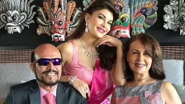 Jacqueline Fernandez's parents