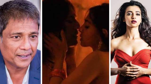 Adil Hussain and Radhika Apte Parched