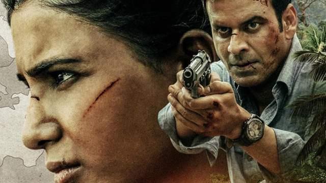 Samantha Akkineni opposite Manoj Bajpayee in The Family Man 2,