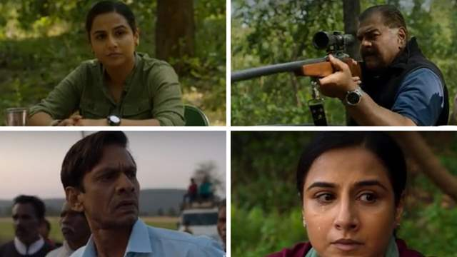 Sherni Trailer: Vidya Balan