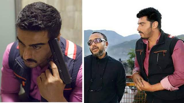 Arjun Kapoor thanks Dibakar Banerjee