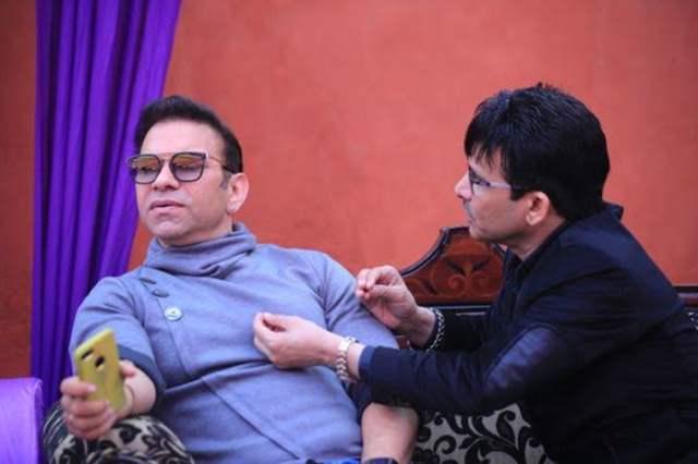 Salman Khan Vs KRK actor Rohit Choudhary
