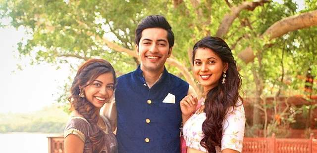 Simran Budharup, Akshay Kharodia and Alice Kaushik