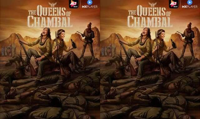 queens of chambal