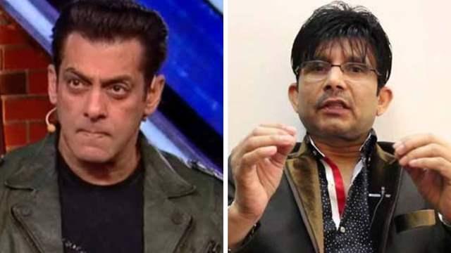 KRK, Salman Khan