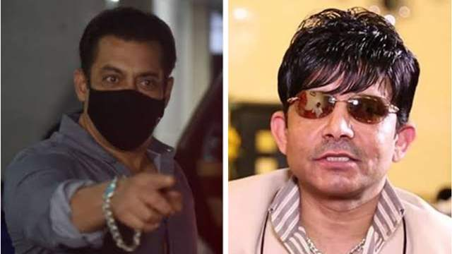 Salman Khan Kamaal R Khan