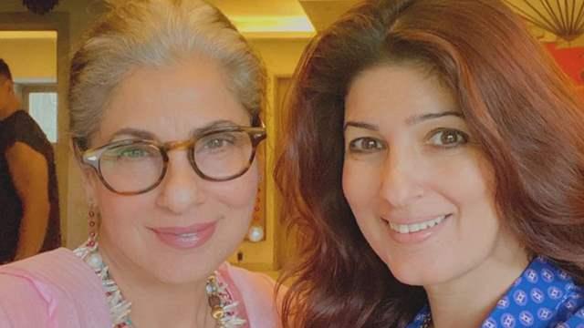 Akshay Kumar Twinkle Khanna birthday Dimple Kapadia