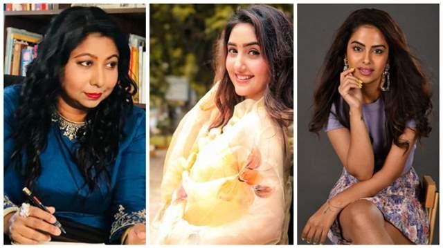 Janet Ellis Prajapati, Ashnoor Kaur and Avika Gor
