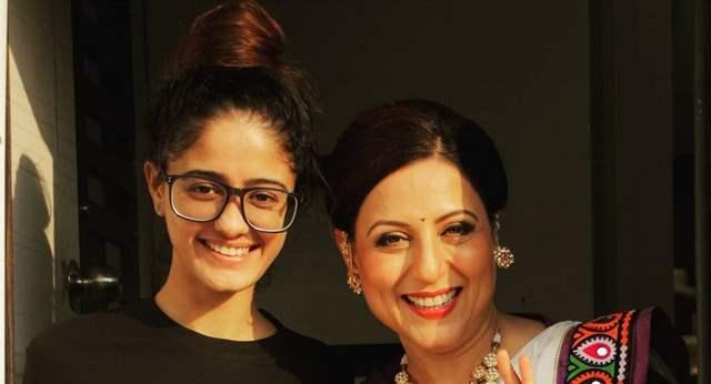 Ayesha Singh and Kishori Shahane