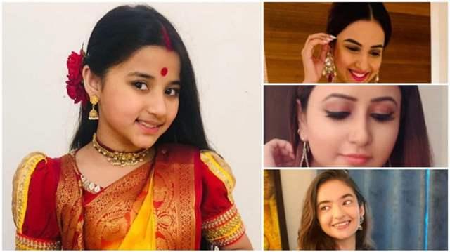Aura Bhatnagar, Jasmin Bhasin, Sana Amin Sheikh and Anushka Sen