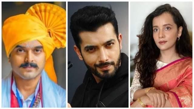 Saurabh Gokhle, Sharad Malhotra and Sulagna Panigrahi