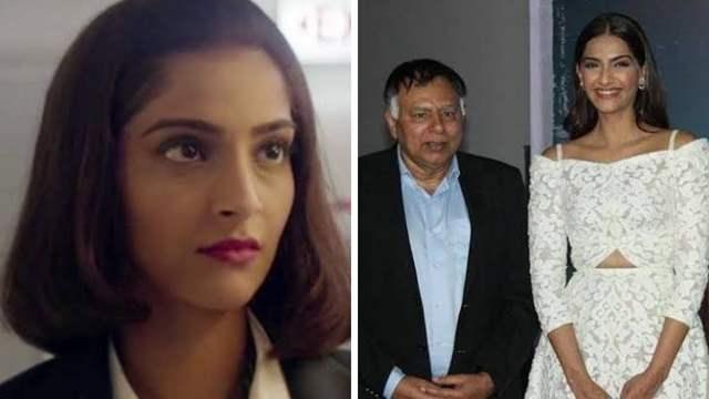 Neerja Bhanot's brother Aneesh Bhanot passed away Sonam Kapoor