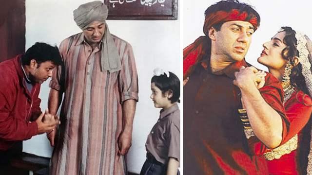 Gadar : Ek Prem Katha starring Sunny Deol and Ameesha Patel