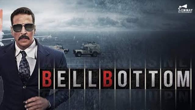 Akshay Kumar announces Bell Bottom release date