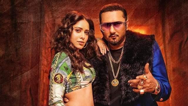 Nushrratt Bharuccha Honey Singh