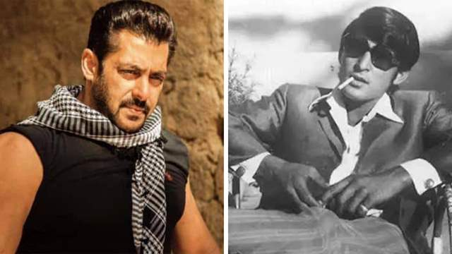 Salman Khan Ravindra Kaushik'