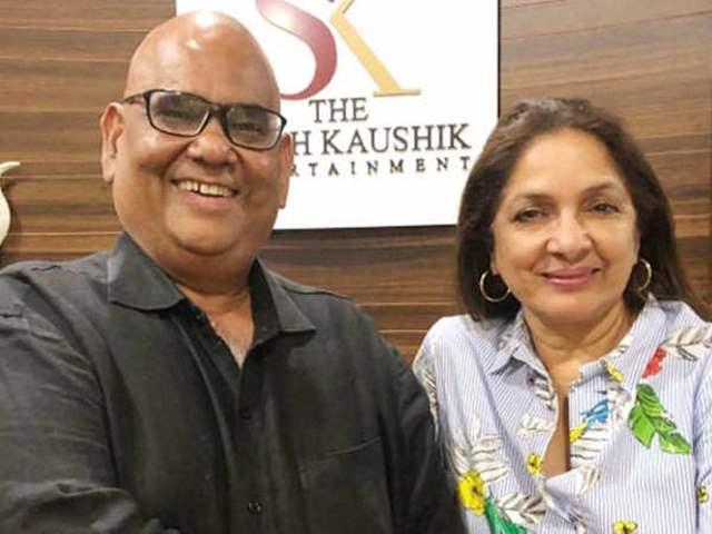 Neena Gupta Satish Kaushik