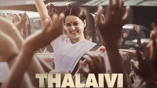 Kangana Ranaut starrer 'Thalaivi'