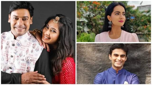 Shantanu Moghe, Priya Marathe, Aastha Chaudhary and Amit Dolawat