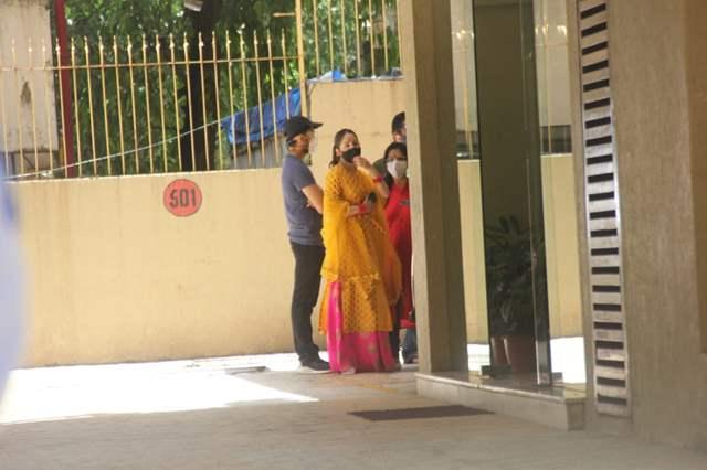 Yami Gautam and Aditya Dhar