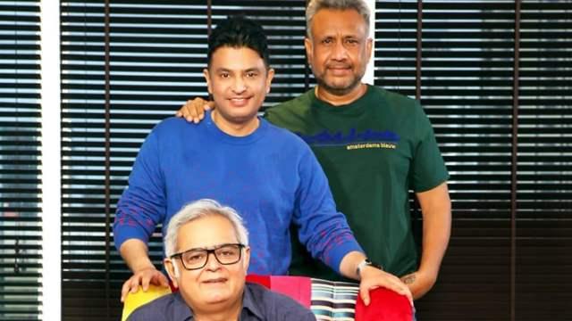 Anubhav Sinha, Bhushan Kumar & Hansal Mehta