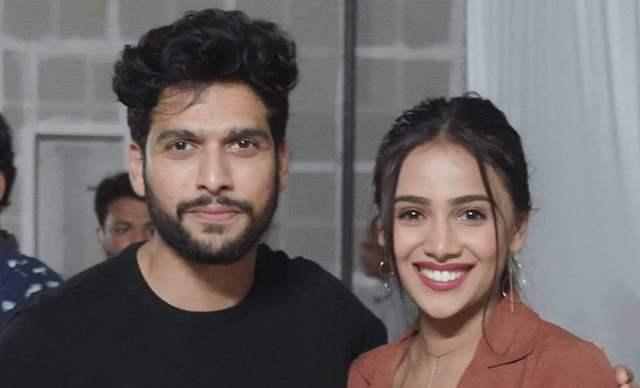 Sai Ketan Rao and Sayli Salunkhe