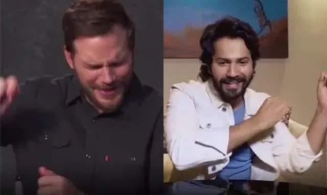 Chris Pratt effortlessly aces Varun Dhawan's Judwaa 2 song 'Tan Tana Tan'