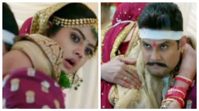 Purvi and Virendra