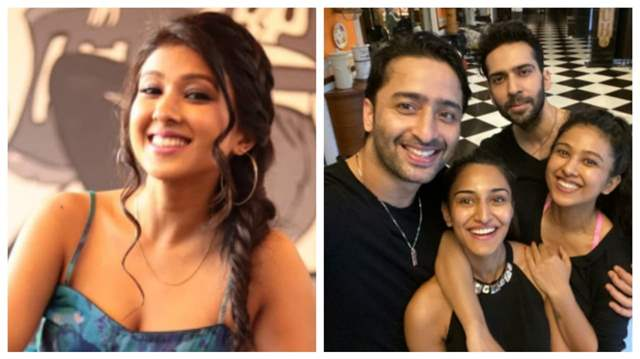 Prerna Panwar and the cast of KRPKAB