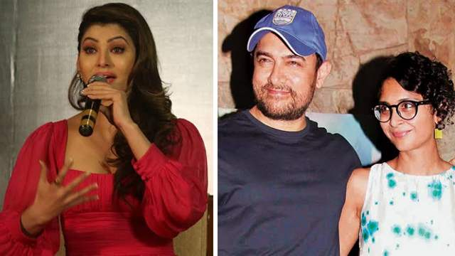 Urvashi Rautela's reaction to Aamir Khan-Kiran Rao's divorce