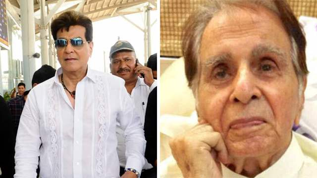 Dilip Kumar passes away; Jeetendra