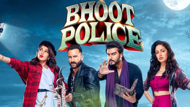 Bhoot Police release date out